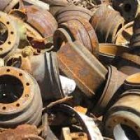 خرید ضایعات آهن آلات و چدن