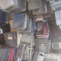 فروش حدود دو سه هزار تا تلفن خراب وسالم